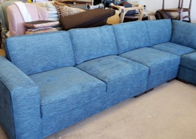 After - Colorful sectional